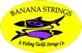 Banastrings Logo Hook and leader holder